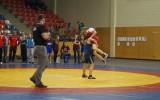 Foto: Cīņas kadeti sadala valsts medaļas Daugavpilī