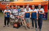 Foto: Latvijas motokrosa čempionāta noslēdzošais posms