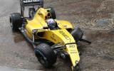 Foto: Slapjajās Monako ielās aizvadīts F1 sezonas prestižākais posms