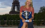 "Foto: Šarapovas ""French Open"" triumfs"