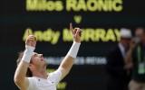 "Foto: Marejs Vimbldonā svin trešo ""Grand Slam"" titulu"