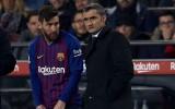 """Valverde: """"Mesi mūs vienmēr izvelk no nepatikšanām"""""""