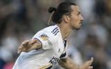 """Video: Darbi sakrīt ar vārdiem: Ibrahīmovičam izcils """"hat-trick"""" pret MLS līderiem"""