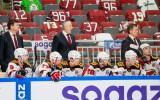 """Hārtlijs: """"Pietrūkst līdzjutēju visās KHL arēnās, un zinām Latvijas fanu kvalitāti"""""""