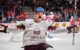 Aiz polārā loka - Marenis zviedru ātrumus salīdzina ar KHL un eksperimentē