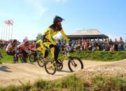 Sestdien Valmierā notiks Latvijas elites un junioru čempionāts BMX riteņbraukšanā