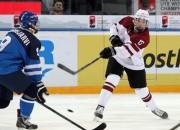 Latvijas U18 izlase zaudē pagarinājumā un cīnīsies par palikšanu