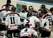 Latvijas izlase pret slovākiem aizvadīs pēdējo pārbaudi, vārtos Muštukovs