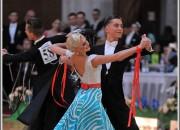 Abi Latvijas jauniešu pāri pusfinālā Eiropas čempionātā Standartdejās