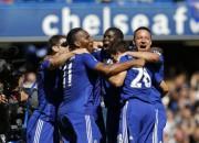 """""""Chelsea"""" uzvar derbijā un kļūst par Anglijas čempioni"""