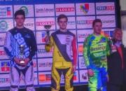 BMX braucējs Strazdiņš izcīna trešo vietu Eiropas kausa ceturtajā posmā