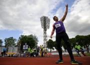 Štrobinderam personiskais rekords un OS normatīvs, uzvar arī Grabuste