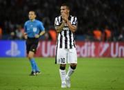 """Tevess atgriezīsies Argentīnā, Drmičs pārceļas uz Menhengladbahas """"Borussia"""""""