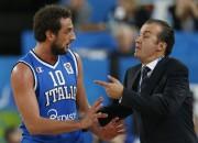 """Itālijas kandidātu sarakstā četri NBA spēlētāji, četri """"Reggio"""" pārstāvji"""