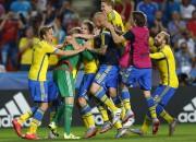 Zviedrijas futbolisti pirmoreiz kļūst par Eiropas U21 čempioniem
