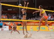 Holtvikai un Zemmlerei neizdodas izjaukt Brazīlijas finālu PČ pludmales volejbolā