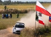 Ožjē līderis Polijas WRC posmā, Tanaks saglabā cerības uz uzvaru