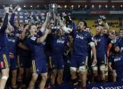 """Super Rugby"" finālā triumfē ""Highlanders"""