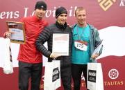 """Orientierists Jānis Kūms uzvar patriotiskajā skrējienā """"Lāčplēšu kross"""""""