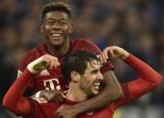 """""""Bayern"""" uzvar Gelzenkirhenē un palielina pārsvaru"""