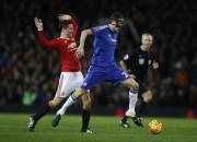 Mančestras ''United'' lūkos pārtraukt sešu neuzvarētu spēļu sēriju pret ''Chelsea''