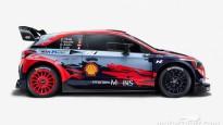 """Jaunos WRC spēkratus atrāda """"Toyota"""" un """"Hyundai"""" komandas"""