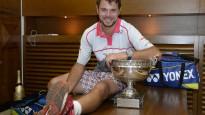 """Vavrinka kļūst par """"French Open"""" čempionu"""