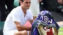 Federera astotais Vimbldonas triumfs