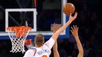 """Porziņģa """"put-back"""" otrajā vietā NBA dienas momentos"""