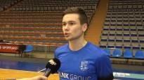 """Matjušenko: """"'Vai kāds sastādīs mums konkurenci? Protams, ka nē!"""""""