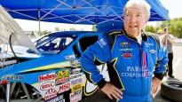 90 gadus vecs autosportists plāno atgriezties NASCAR
