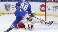 Kalniņš triumfē KHL regulārās sezonas topā