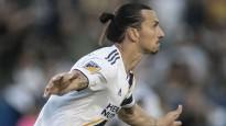 """Darbi sakrīt ar vārdiem: Ibrahīmovičam izcils """"hat-trick"""" pret MLS līderiem"""