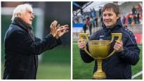 """Futbolisti, treneri un klubu darbinieki piedalās """"Futbolbumbu"""" viktorīnā"""