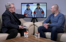 """Ansons par soģu lomu hokejā, pārliecību, komunikāciju un """"dīvāna tiesnešiem"""""""