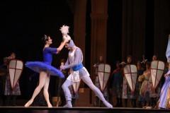 """Foto: Aleksandra Glazunova balets """"Raimonda"""""""