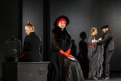 """Foto: Daugavpils teātra izrāde """"Negaiss"""""""