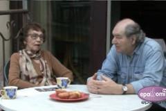 Video: Ļevu Birmani un Tatjanu Hitarišvili pieminot. Intervija no mākoņa maliņas...