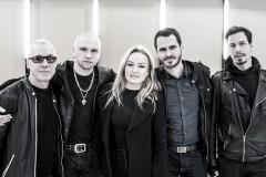 Video: Grupa COLT ieraksta kopīgu dziesmu ar Dināru Rudāni