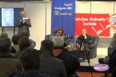Video: Ķīpsalā notiek gada grandiozākā grāmatu izstāde