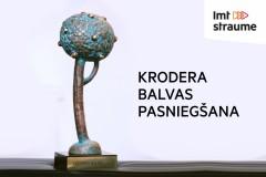 Video: Krodera balvas pasniegšanas ceremonija