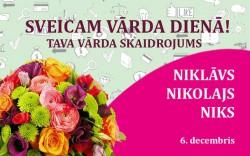 Tava vārda skaidrojums un ietekme uz tavu likteni. 6. decembris – Nikola, Nikolajs, Niklāvs, Niks