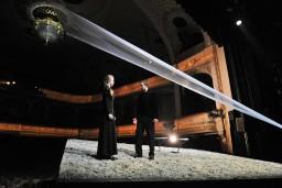 """28. maijā pirmizrāde Lorkas """"Asins kāzām"""" Nastavševa režijā"""
