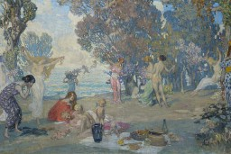 """Latvijas Nacionālais mākslas muzejs uzsāk lekciju ciklu """"Rozentāla laiks"""""""