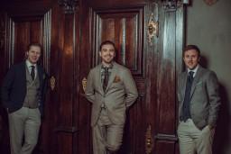 8. martā Dzintaru koncertzālē - Xylem Trio. Šampanieša mūzika!