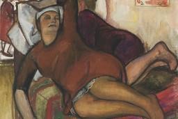Mākslas muzejā būs skatāma Birutas Baumanes gleznu izstāde