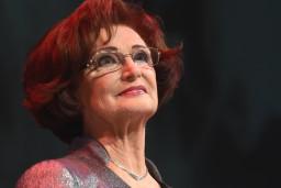 Leģendārā aktrise Olga Dreģe  gatavojas 80 gadu jubilejas koncertiem