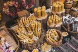 Sveču diena Kalnciema kvartāla tirgū 3. februārī