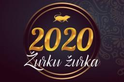 """Vecgada koncertuzvedums """"Žurku ŽURKA 2020"""" –  nākamā gada prognozes,  dziesmas par ziemu un mīlestību"""