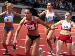 """The State President's Prize in Athletics"" in Valmiera – Successfully Ended"